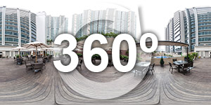 360度VR全景攝影樣本 360° Panorama Photography Sample