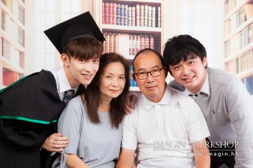 家庭攝影 Family Photography (影樓 Studio)