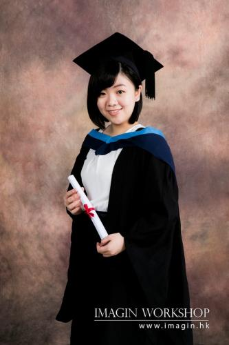 畢業攝影 Graduation Photography (影樓 Studio)