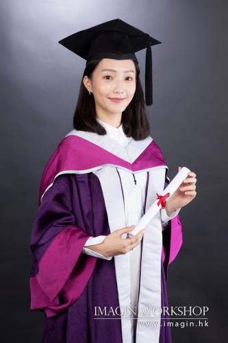 畢業攝影 Graduation Photography (影樓 Studio)