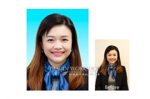 相片編修及退地 Photo Retouch and Background Removal