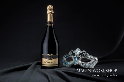 產品攝影 Product Photography (紅酒 Wine)